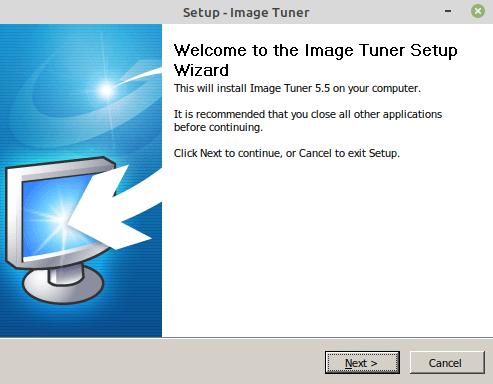 installazione di un software per windows in Linux
