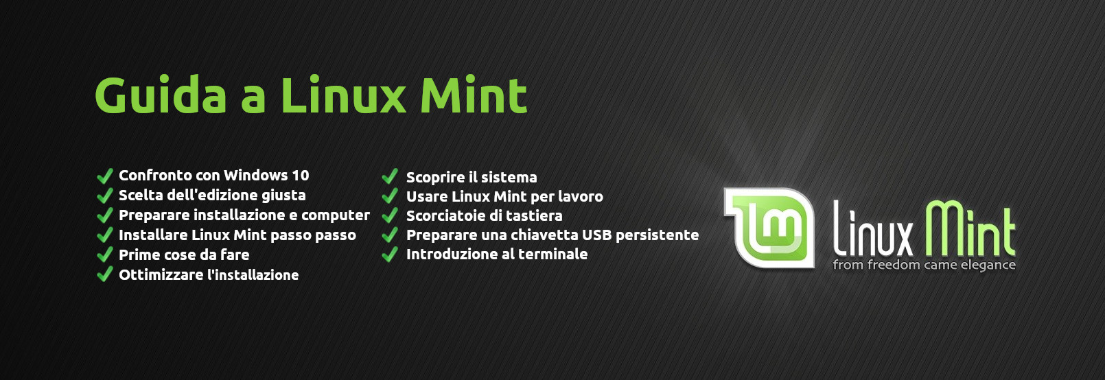 guida a linux mint 2020 in italiano