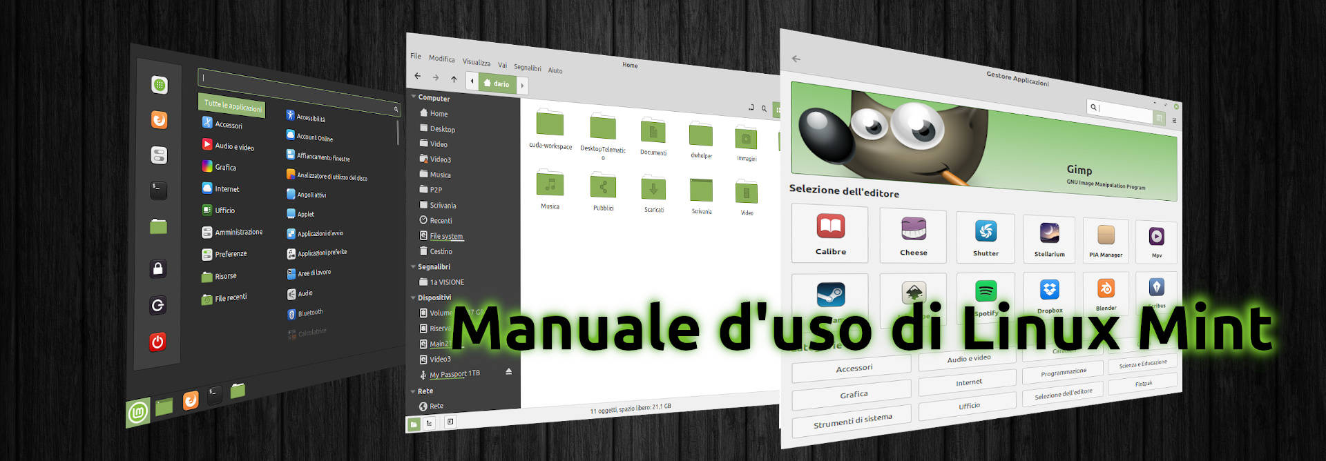 manuale linux mint