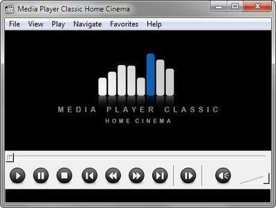 schermata di Media Player Classic