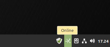 warpinator online