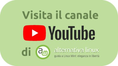 visita il canale YouTube di alternativalinux.it
