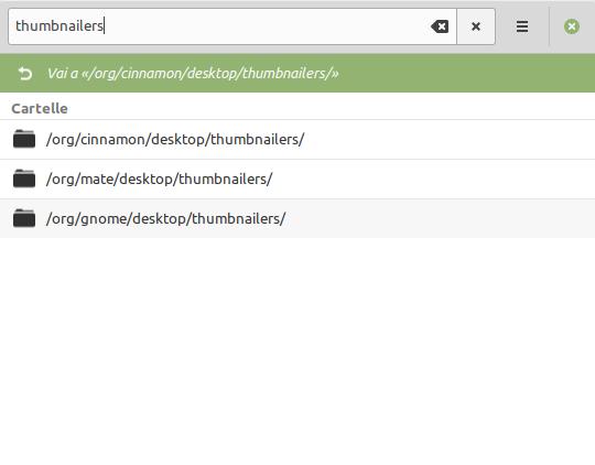 thumbnailer in Linux Mint
