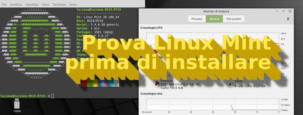 verifica compatibilità supporto linux cover