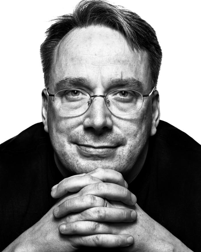 Linus Torvalds 2016