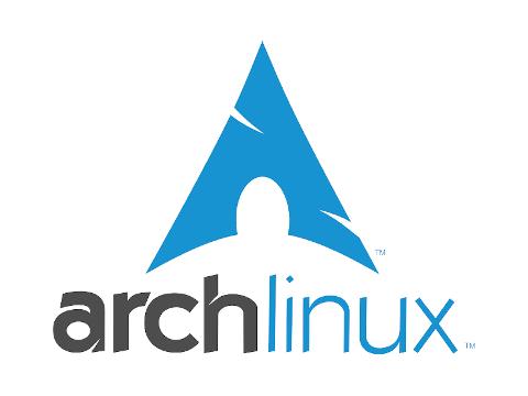 logo della distribuzione Arch Linux