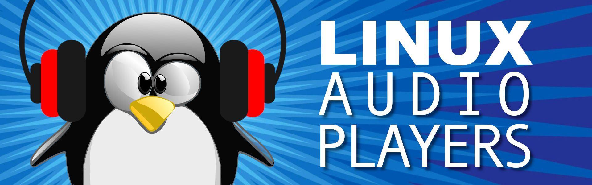 software riproduzione audio Linux (copertina)